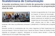 Encontro de Coordenadores da Rede Scalabriniana de Comunicação